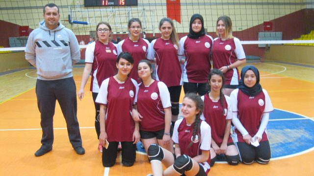 Voleybol Kızlar Takımı