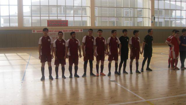 Erkek Futsal Takımı